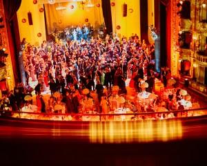 Ples v Opeře 2016